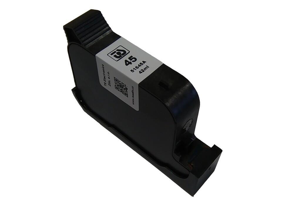HP45 black ink cartridge